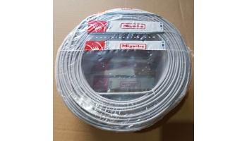 Cable unipolar libre de halogenos GRIS en todas las medidas