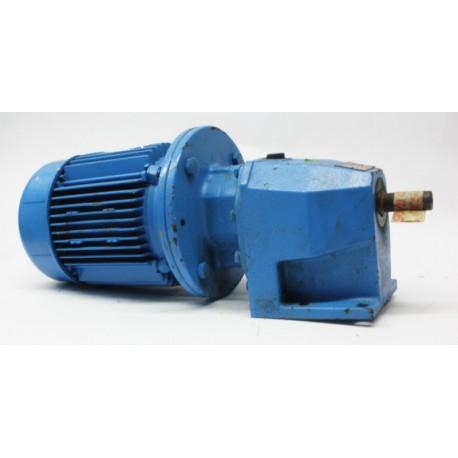 Motor reductor 0,37 kw / 0,5 CV AEG