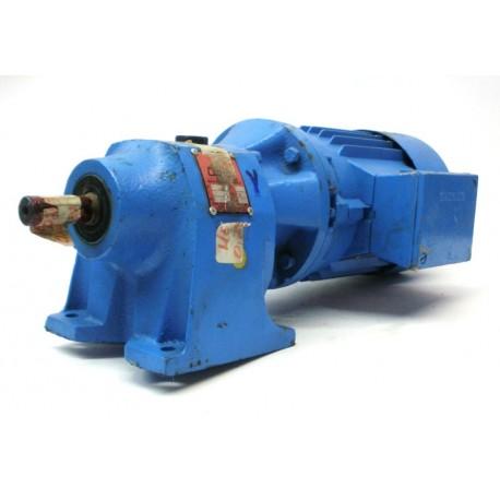Motor reductor coaxial CUÑAT motor 0,18Kw SIEMENS