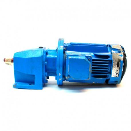 Motorreductor CUÑAT 0,37 Kw con reductor coaxial CUÑAT