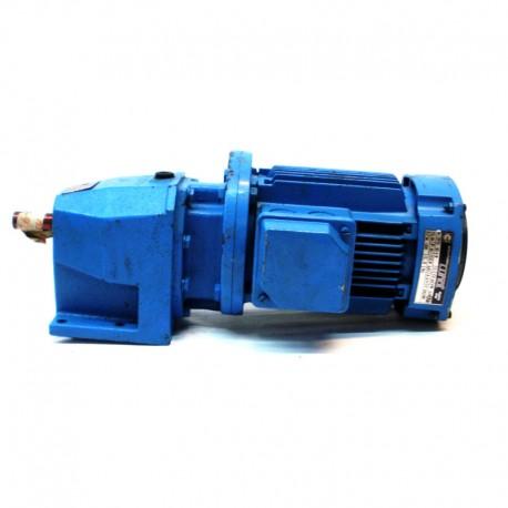 Motorreductor CUÑAT 0,18 Kw con reductor coaxial CUÑAT