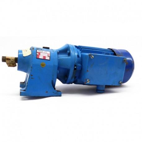 Motorreductor 0,18 Kw con reductor coaxial CUÑAT