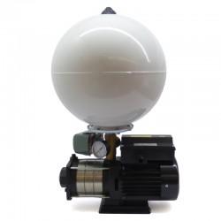Bomba multietapa superficie horizontal 0,55 Kw monofásica 220V con presostato y acumulador