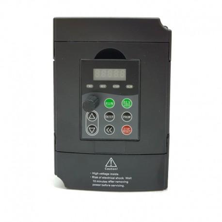 Variador de frecuencia monofásico Powtech PT-150 1,5 KW