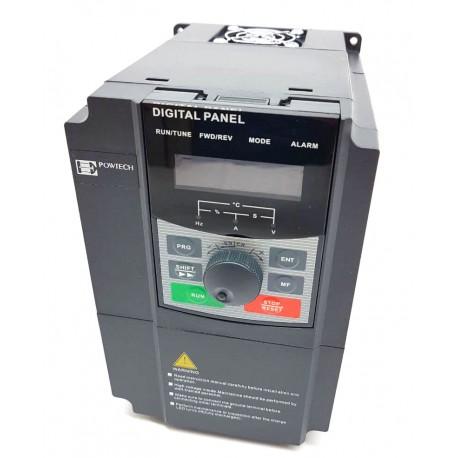 Variador de Frecuencia PT300 Trifasico Powtech 4 KW