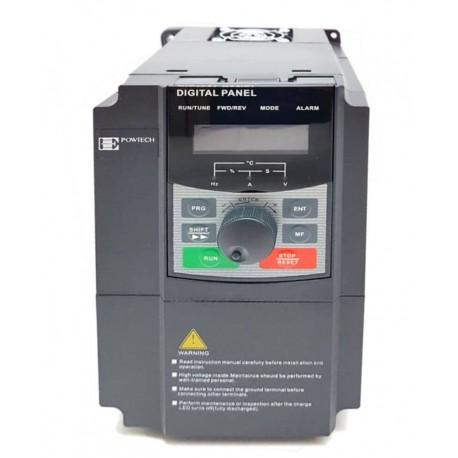 Variador de frecuencia trifásico Powtech 22 kw/ 30 CV (RESERVA)