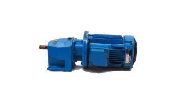 Motorreductor trifásico coaxial 380V CUÑAT 0,37 Kw 110 RPM finales