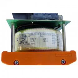 Transformador con fuente de alimentación WEIDMÜLLER 230v AC 24V DC carril DIN