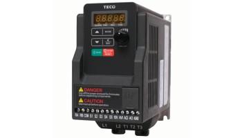 Variador de Frecuencia Monofasico 220V TECO L510-201-SH1F-P 0,75 KW
