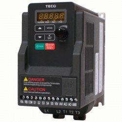 Variador de Frecuencia Monofasico 220V TECO L510-203-SH1F-P 2,2 KW