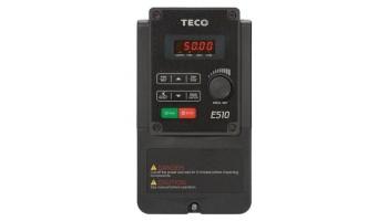 Variador de Frecuencia TECO Trifásico 380V 7,5 KW / 10 CV E510