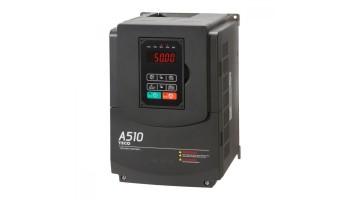 Variador de Frecuencia TECO Trifásico 380V 110 KW / 150 CV A510 Carga Fuerte