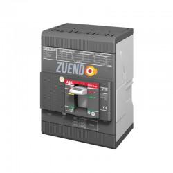 Interruptor automático de caja moldeada ABB 4 polos 250A