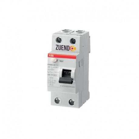 Interruptor diferencial chint 2 polos 25-63A 30 ó 300 miliamperios