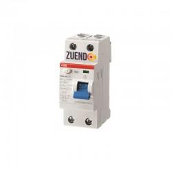 Interruptor diferencial superinmunizado ABB 2 polos 25-63A 30 ó 300 miliamperios