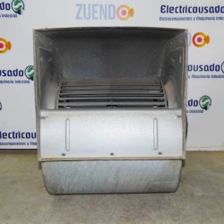 Turbina doble aspiración NICOTRA 15/15 Con motor trifásico 380V 1,5 Kw / 2 CV 1500 RPM