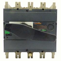 Seccionador De Corte Automático 4 Polos MERLIN GERIN 400 A