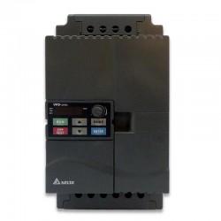 Variador de frecuencia 1,5 KW trifásico 380 V Delta VFD-E