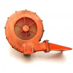 Turbina trifásica 380V 0,37 Kw caracola de PVC