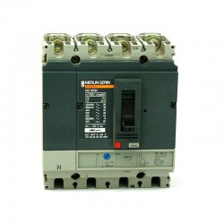 Interruptor Automático MERLIN GERIN NS160N 125/160 4 Polos