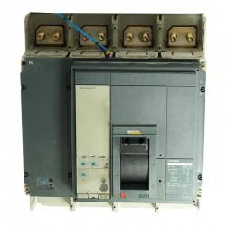 Automático Seccionador de corte de 4 Polos Merlin Gerin Regulable 400/1000A con bobina de disparo