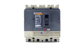 Automático Seccionador De Corte De 4 Polos MERLIN GERIN Regulable 100/125a