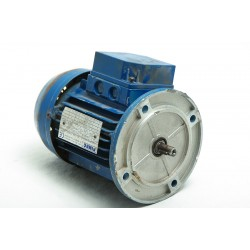 Motor eléctrico trifásico 380V patas B3 0,18 KW / 0,25 CV FIMEC 1400 RPM