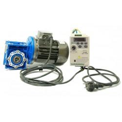 Conjunto Motorreductor 0,75 Kw / 1 Cv Con Variador De Frecuencia