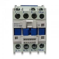 Contactor 3P+1NO 230 / 400 V Ca 25 / 32 Amperios