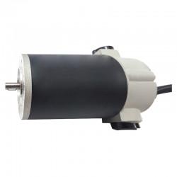 Motor de corriente continua 24V 3000 rpm 250 W.