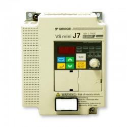 Variador de frecuencia trifásico OMRON 0.55 Kw VS MINI J7