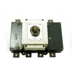 Interruptor Seccionador De Corte Telergón 630 Amp