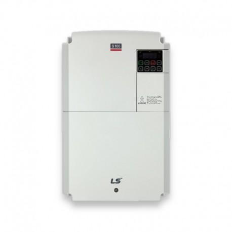 Variador de frecuencia solar trifásico LS S100 18,5 KW / 25 CV