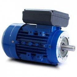 Motor monofásico 220V 1,1 KW / 1,5 CV arranque medio B14 (Usado)