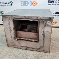 Caja de ventilación 7/7 con motor monofásico 220 V 0,15 KW