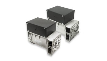 Alternador Mecc Alte monofásico 10 KVA a 3.000 rpm con opción de eje libre