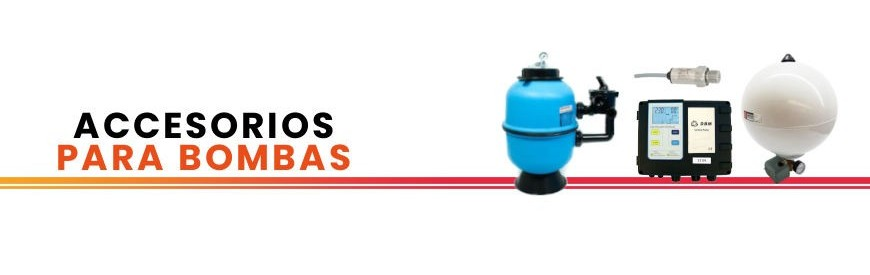 Accesorios para bombas, sensores de presión, presostatos, acumuladores de agua, cuadros de control para bombas, filtros de piscinas enzuendo.com