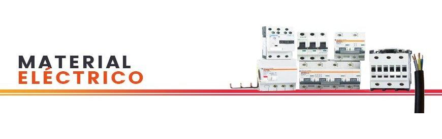 Material eléctrico, cables, contactores, automáticos, seccionadores, disyuntores y guardamotores en zuendo.com