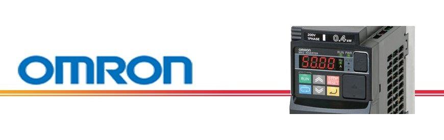 Variador de frecuencia marca Omron.