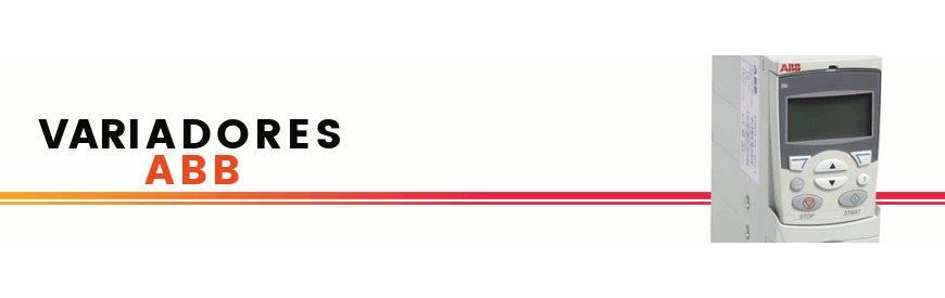 Variadores inversores de frecuencia trifásicosconvertidores, de velocidad, arrancador suave, convertidor de corriente, tensión, voltaje, seriesSeries ACS150, ACS310, ACS550, ACS580, marca ABBen ZUENDO.COM