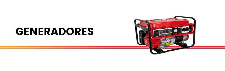 Generadores con salidamonofásica 220V y trifásica 380V en zuendo.com Grupos de corriente / generadores a gasolina con motor de 4 tiempos. Salida monofásica 220V o trifásica 220/380V compatibles con repuestos de HONDA. Disponemos de repuestos para todo tipo de motores HONDA y de nuestros generadores. Generadores con motor de gasolina, grupos electrógenos, generadores con soldador incorporado. Ideales para su uso en pequeñas viviendas, campings, bombeo, riego, obras, casas de campo...