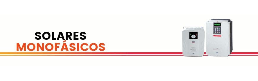 Variadores inversores de frecuencia solares 220V marca LS .convertidores, de velocidad, arrancador suave, convertidor de corriente, tensión, voltaje, monofásicos y trifásicos, de las seriesSeries IC5A, IG5A, IP5A, IS7, en zuendo.com.