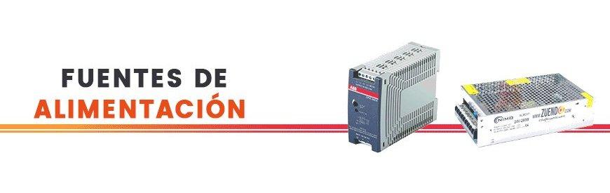 Fuentes de alimentación y transformadores de 220vac a 24v de corriente contínua. Todas las potencias disponibles. Gran variedad de amperios de salida. zuendo.com