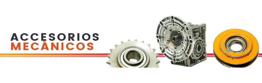 Reductoras mecánicas, poleas, piñones, brazos neumáticos. Zuendo.com