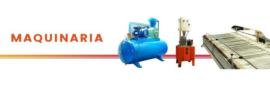 Maquinaria industrial usada revisada,Compresores, grupos hidráulico de presión, cintas transportadoras, polipastos, y todo tipo de maquinaria en general usada. Zuendo.com