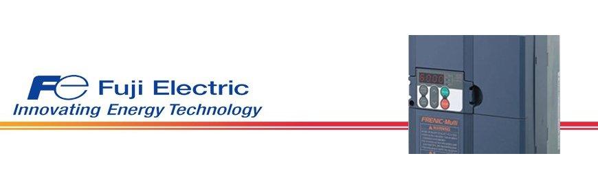 Variadores/inversores de frecuencia, de velocidad, arrancador suave, convertidor de corriente, tensión, voltaje, monofásicos y trifásicos,vdf, Fuji. zuendo.com