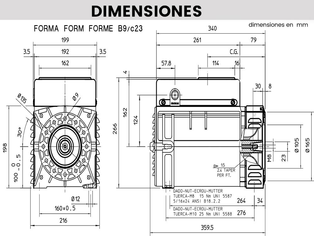 s16f dimensiones 2