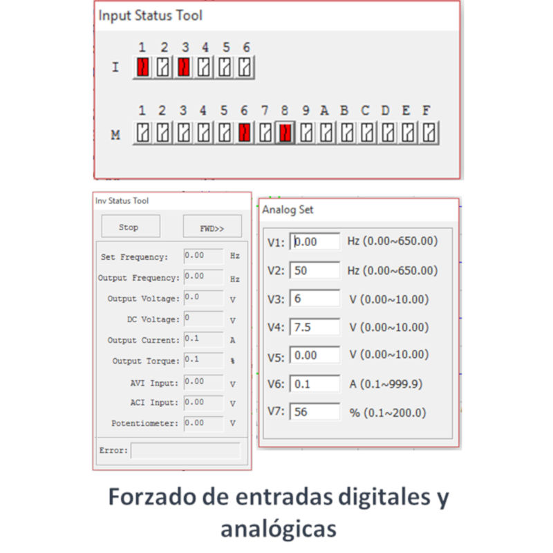 Software teco programación plc