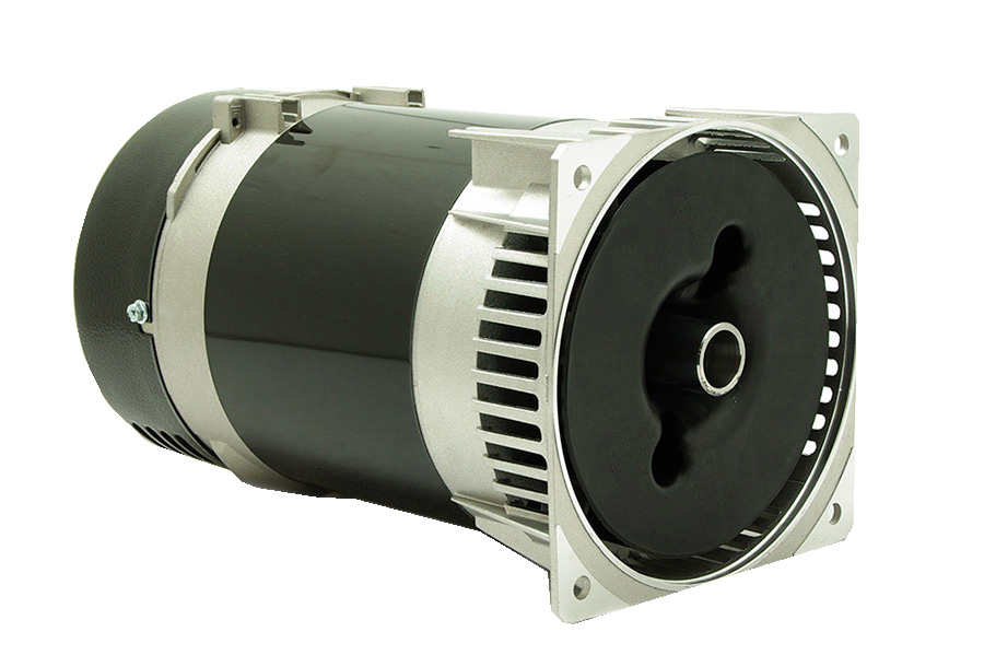Alternador Mecc Alte monofásico 2,5 KVA a 3000 rpm.