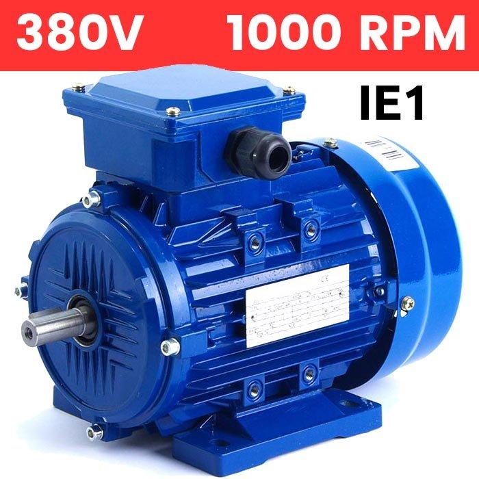 Motor trifásico 1,5 KW / 2 CV